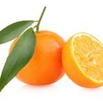 ripe mandarins